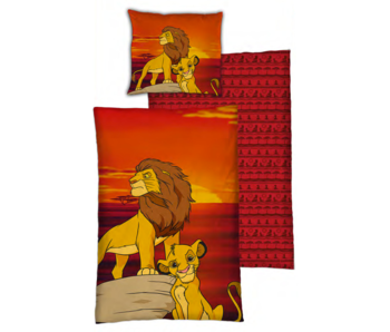 The Lion King Dekbedovertek 140 x 200 cm