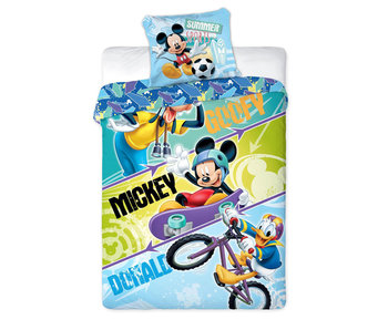 Disney Mickey Mouse Bettbezug 140 x 200 cm
