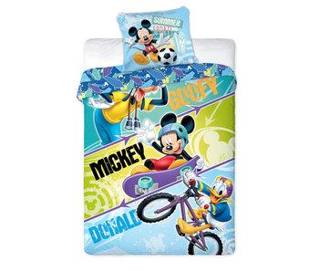 Disney Mickey Mouse Housse de couette 140 x 200 cm