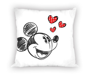 Disney Mickey Mouse Kissen 35 x 35 cm