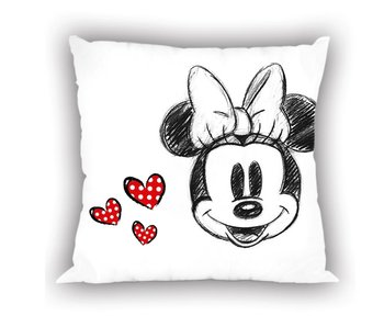 Disney Minnie Mouse Kissen 35 x 35 cm