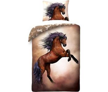 Animal Pictures Paarden Dekbedovertrek 140 x 200 cm