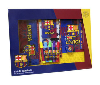 FC Barcelona Desk Set of 20 pieces