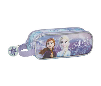 Disney Frozen Destiny Etui Double 21 cm