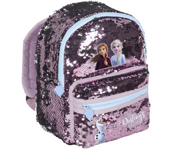 Disney Frozen Sequins Backpack Destiny 27cm
