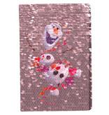 Disney Frozen Notitieboekje - A5 formaat - Multi