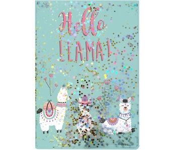 Lama Tagebuch - A5