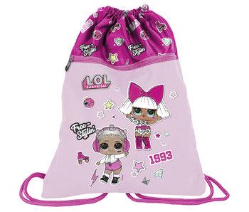 LOL Surprise! Gym bag 34 x 45 cm