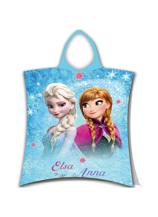 Disney Frozen Poncho Glitter 50 x 115 cm