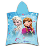 Disney Frozen Poncho Glitter - 50 x 115 cm - Katoen