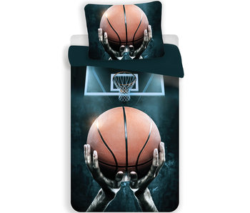 Basketbal Housse de couette 140 x 200 cm - Coton