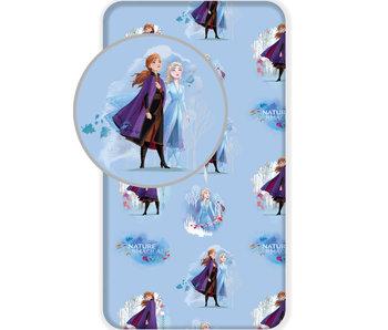 Disney Frozen Drap housse 90 x 200