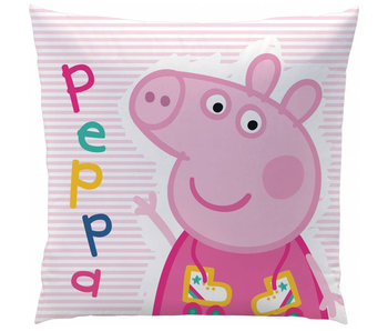 Peppa Pig Cushion Recreation 40 x 40 cm