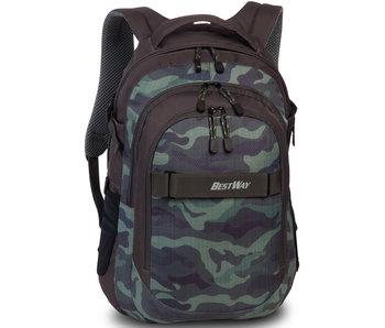 Bestway Backpack Camouflage 48 cm