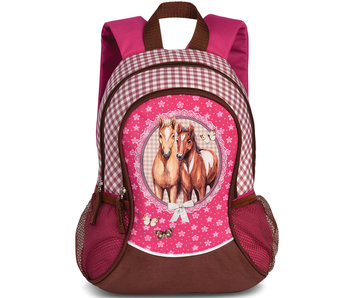 Animal Pictures Backpack Horses 35 cm
