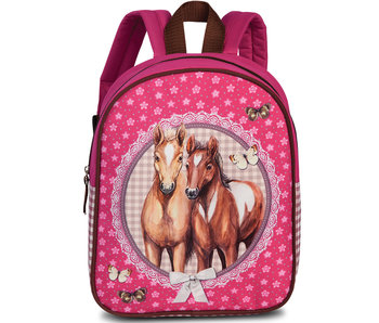 Animal Pictures Toddler backpack Horses 29 cm