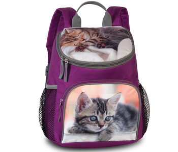 Animal Pictures Kittens Toddler backpack 30 cm
