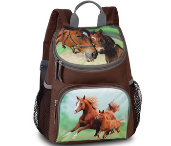 Animal Pictures Horse and Foal backpack 30 cm