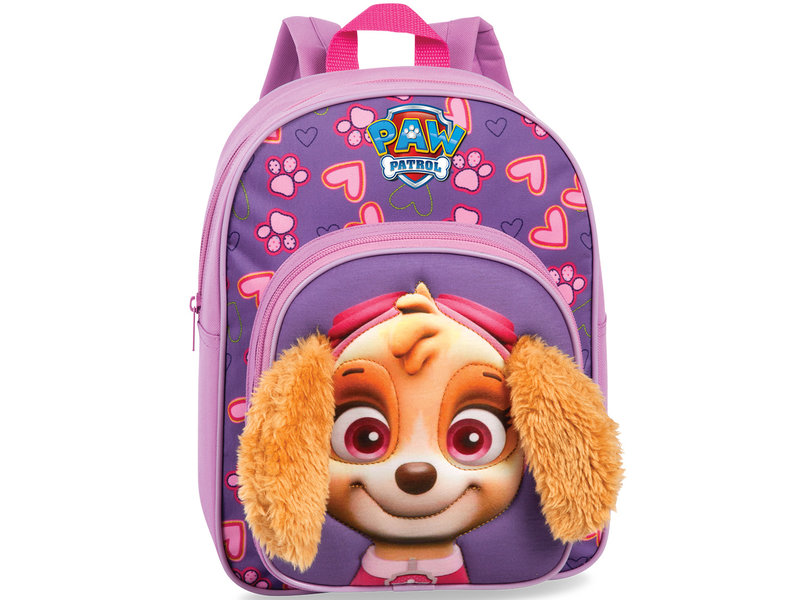 PAW Patrol Toddler backpack - 31 x 24 x 10 cm - Purple