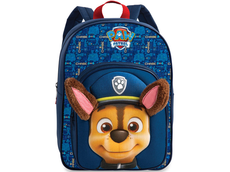 PAW Patrol Chase - Toddler backpack - 31 x 24 x 10 cm - Blue