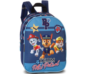 PAW Patrol Backpack Team 29 cm Blue