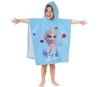 Disney Frozen Poncho Automne 60 x 120 cm