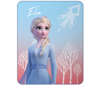 Disney Frozen Couverture polaire Autumnal 110 x 140 cm