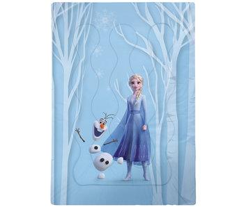 Disney Frozen Tagesdecke Herbstlich 140 x 200 cm