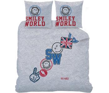 Smiley World Spirit Duvet cover 240 x 220 cm