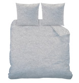 American College Brooklyn Duvet cover - Double - 200 x 200 cm - Gray