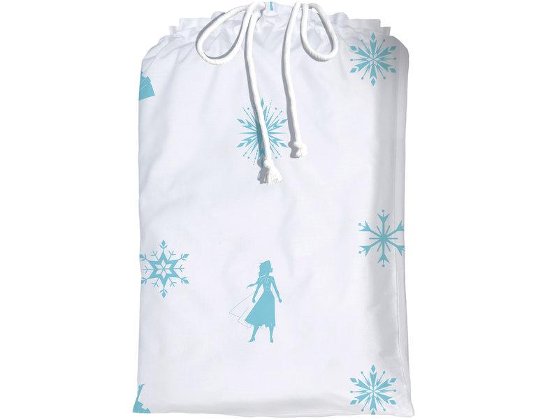Disney Frozen Herbstlicher Bettbezug - Single - 140 x 200 cm - Blau