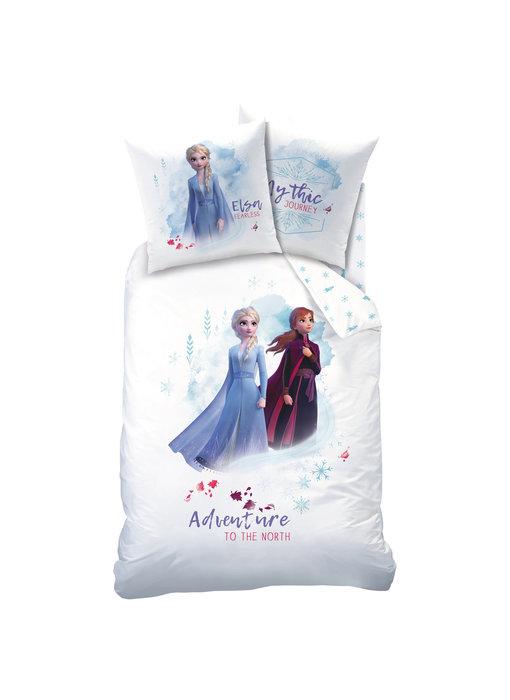 Disney Frozen Autumnal Duvet cover 140 x 200 cm