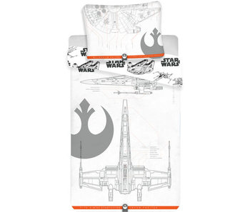 Star Wars Dekbedovertrek 9 140x200 cm