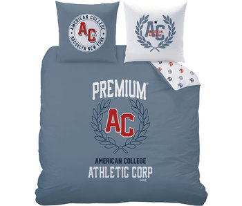 American College Dekbedovertrek Athletic Corp 240 x 220 cm