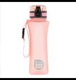 Ars Una - luxe drinkfles - 500 ml - mat roze
