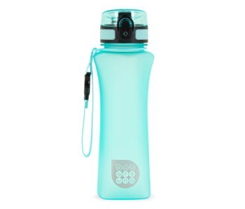 Ars Una Luxe drinkfles mat turquoise 500 ml