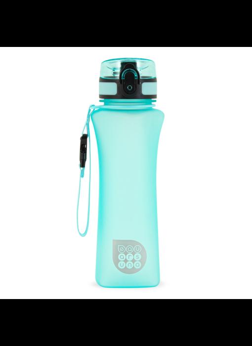 Ars Una Luxus Wasserflasche matt türkis 500 ml