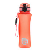 Ars Una - gourde de luxe - 500 ml - orange mat
