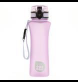 Ars Una - luxe drinkfles - 500 ml - mat lila