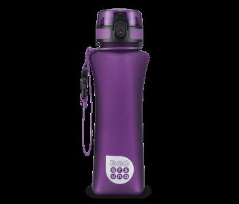 Ars Una Bouteille d'eau de luxe mat violet 500 ml