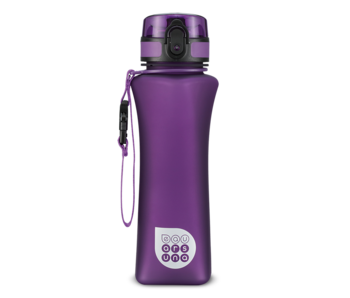 Ars Una Luxury water bottle matt purple 500 ml