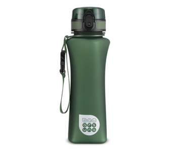 Ars Una Luxury water bottle matt green 500 ml