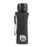 Ars Una - luxury drinking bottle - 500 ml - matte black