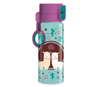 Best friends Luxury drinking bottle lama 475 ml