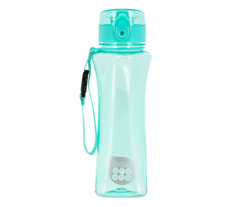 Ars Una Luxe drinkfles turquoise 500 ml
