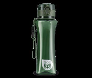 Ars Una Bouteille d'eau de luxe vert 500 ml