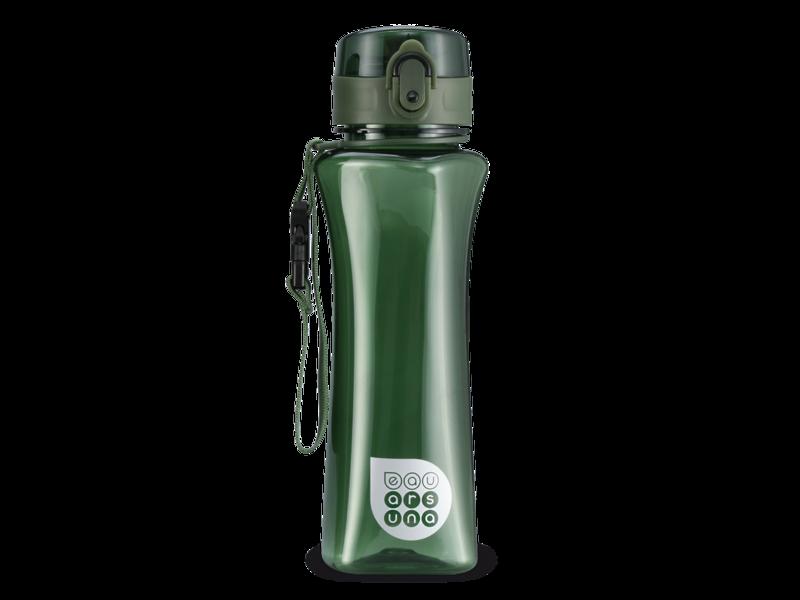Ars Una - gourde de luxe - 500 ml - vert
