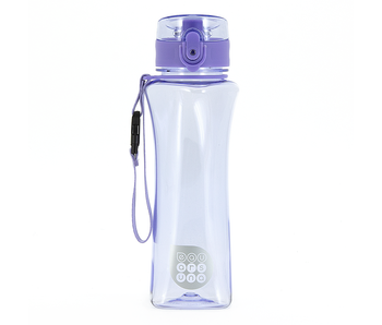 Ars Una Luxus Wasserflasche lila 500 ml
