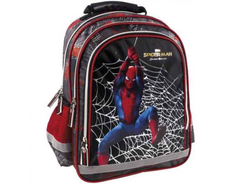 Spider-Man Homecoming - Rugzak - 38 x 33 x 18 cm - Multi