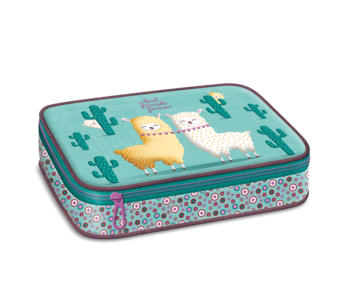 Best friends Trousse Lama 22,5 cm